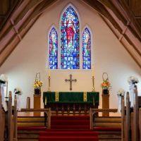 オアフ島/セントクレメンツ教会