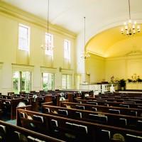 オアフ島/セントラル・ユニオン教会 中聖堂