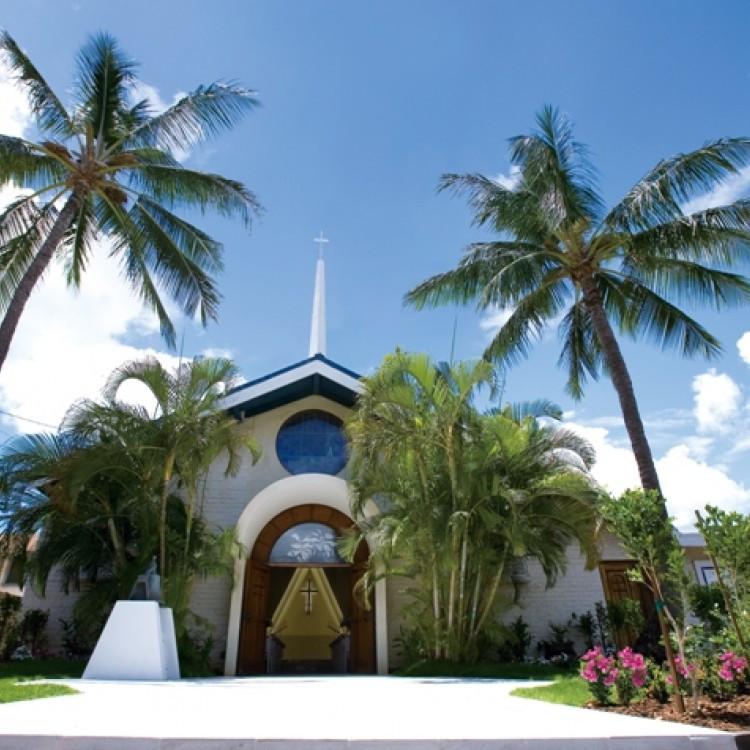 プリマリエ教会