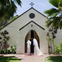 マウイ島/ホーリー・イノセンツ教会