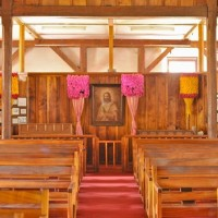 ハワイ島/モクアイカウア教会