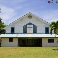マウイ島/ラハイナ・ユナイテッド・メソジスト教会