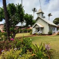 マウイ島/ラフィオカラニ教会
