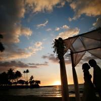 ハワイ島/ザ・フェアモント・オーキッド・ウエディング