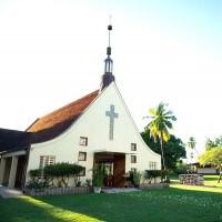 マウイ島/ワイオラ教会