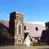 ニュージーランド/クライストチャーチ/カシミアヒルズ教会