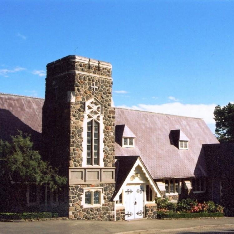 カシミアヒルズ教会