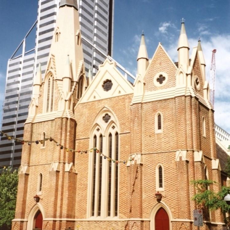 シティ・ウェスリィ教会
