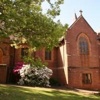 オーストラリア/シドニー/セント・オーガスティン教会