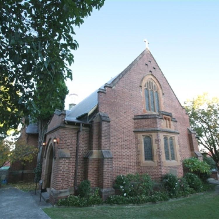 セント・オーガスティン教会