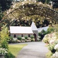ニュージーランド/クライストチャーチ/セント・セシリア・チャペル・オン・ザ・ヒル