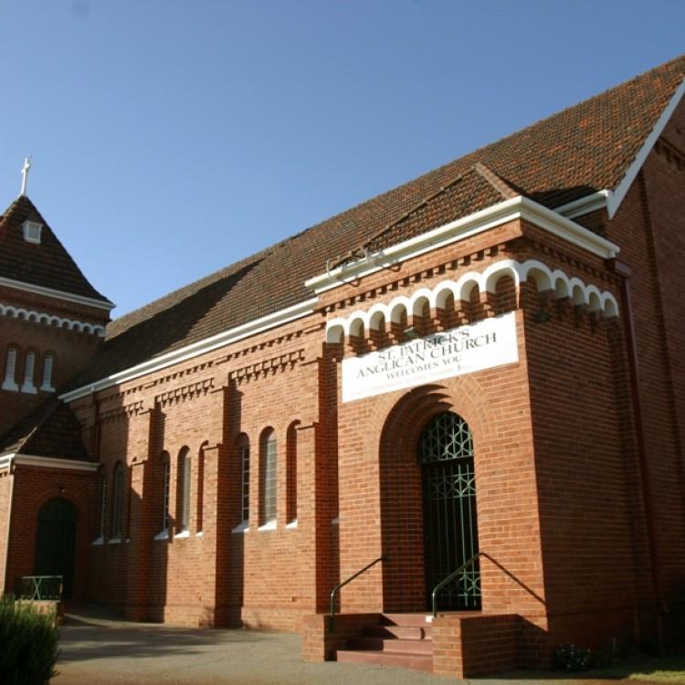 セント・パトリックス・アングリカン教会