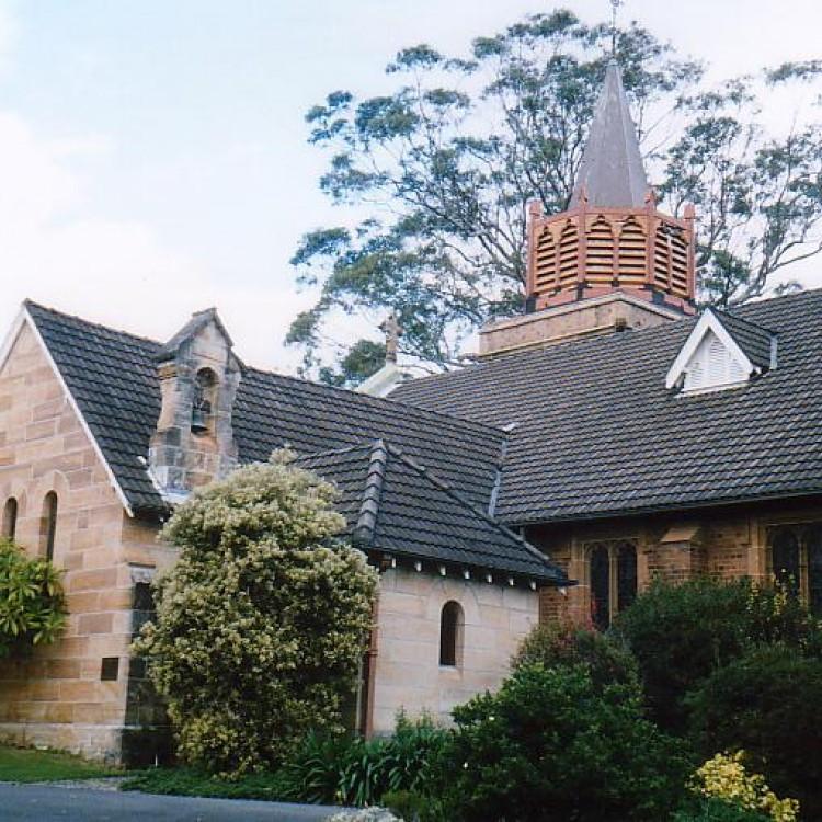 セントジョーンズ・ゴードン教会