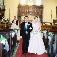 オーストラリア/シドニー/セントジョーンズ・バルメイン教会