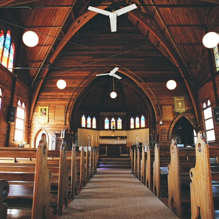 セントデイビッツ・アングリカン教会