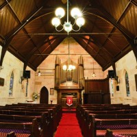 オーストラリア/シドニー/ハンターズヒル・コングリゲーショナル教会
