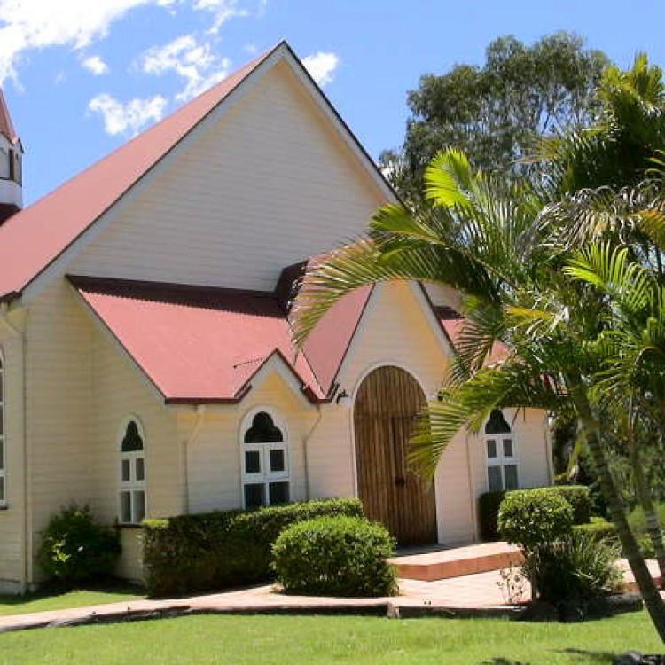 ヒンターランド・バプティスト教会