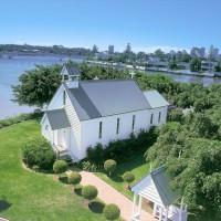 オーストラリア/ゴールドコースト/セント・マーガレット教会