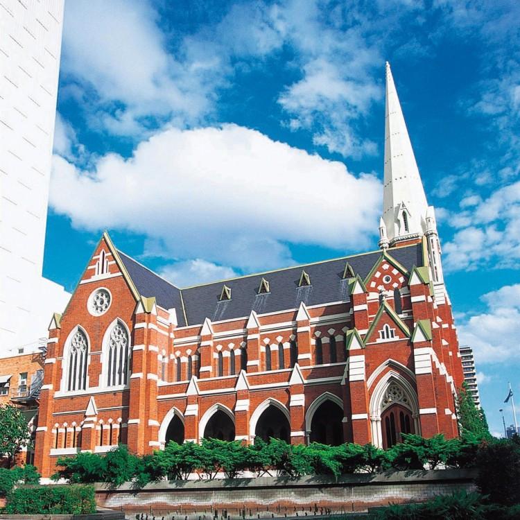 アルバート・ストリート教会