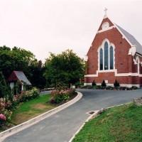 ニュージーランド/クライストチャーチ/セント・ジェームズ・オブ・カシミヤ教会
