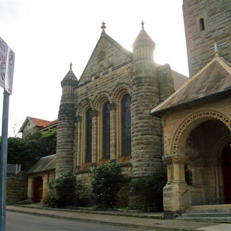 マンリー・セント・アンドリュース教会
