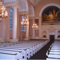 アメリカ/ニューヨーク/ユニタリアン教会 大聖堂