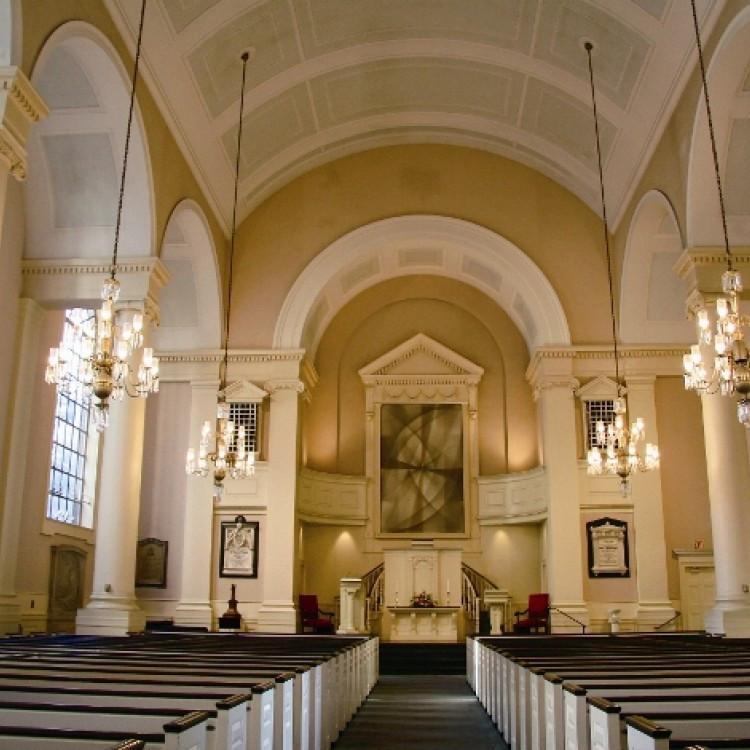 ユニタリアン教会 大聖堂
