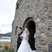 ニュージーランド/善き羊飼いの教会