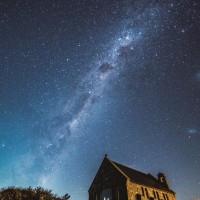 ニュージーランド/クイーンズタウン/チャペル・バイ・ザ・レイク