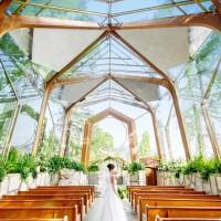アメリカ/ロサンゼルス/ウェイフェア・チャペル(ガラスの教会)
