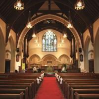 カナダ/バンクーバー/カナディアン・メモリアル教会