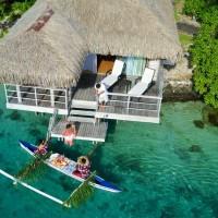 タヒチ/モーレア島/インターコンチネンタル・リゾート&スパ・モーレア