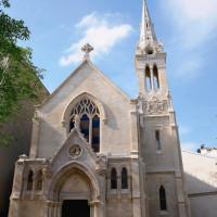 フランス/パリ/アドベンティスト教会