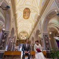 イタリア/アマルフィ/サンタ・マリア・マッダレーナ教会