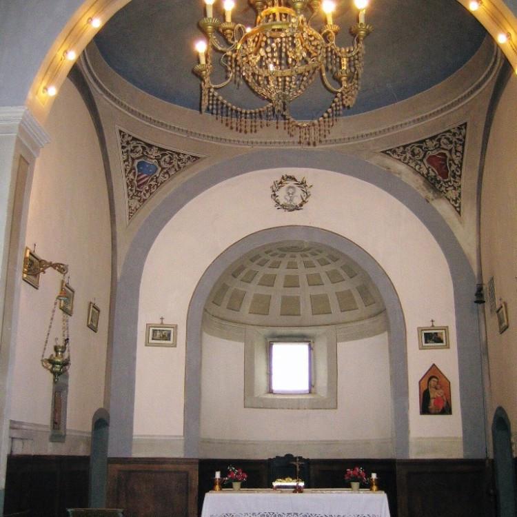サンタ・コロンナ教会