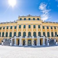 オーストリア/ウィーン/シェーンブルン宮殿サロン