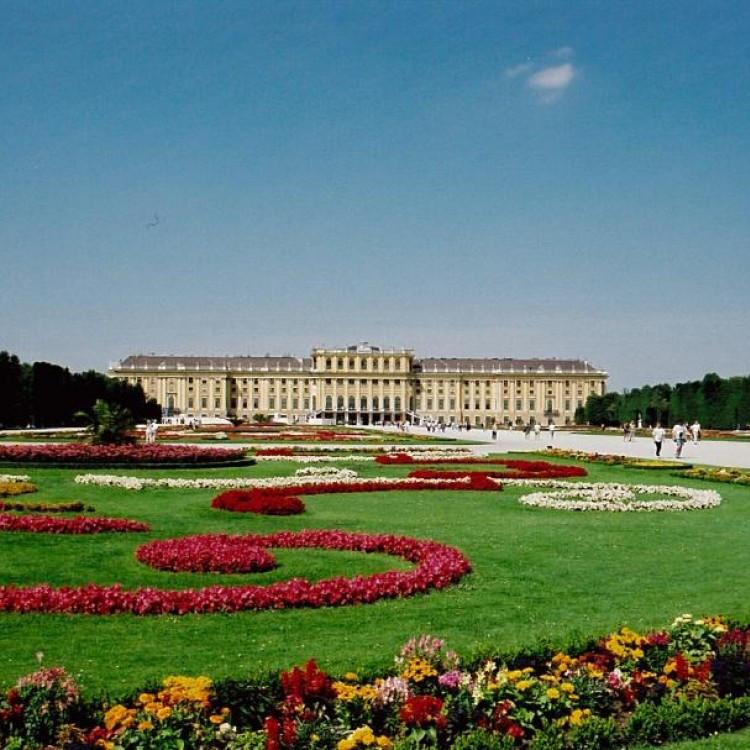 シェーンブルン宮殿サロン