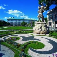 オーストリア/ザルツブルグ/ミラベル宮殿