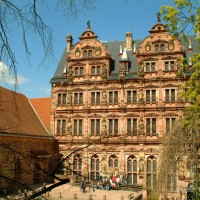 ドイツ/ハイデルベルク/ハイデルベルク城チャペル