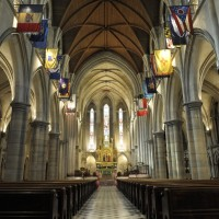 フランス/パリ/アメリカン・カテドラル(大聖堂)