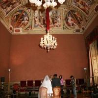 イタリア/シエナ/プッブリコ宮殿