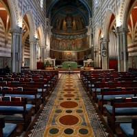 イタリア/ローマ/セント・ポールズ・ウィズイン・ザ・ウォールズ教会