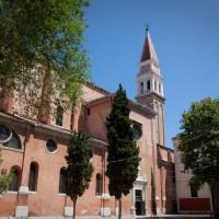 イタリア/ベネチア/サン・フランチェスコ教会