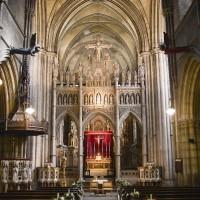 イギリス/ロンドン/セント・ジョン・ザ・バプティスト教会
