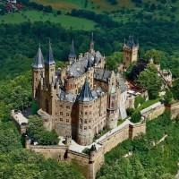 ドイツ/シュトゥットガルト/ホーエンツォレルン城