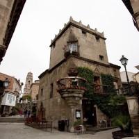 スペイン/バルセロナ/ポブレ・エスパニョール修道院