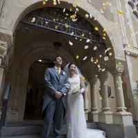 スペイン/マドリード/イグレシア・エバンヘリカ・アレマナ教会