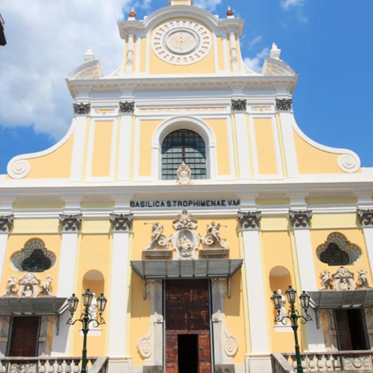 サンタ・トロフィメナ教会