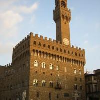 イタリア/フィレンツェ/ヴェッキオ宮殿