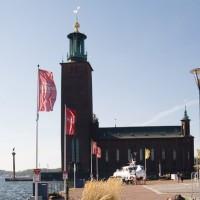 その他ヨーロッパ・アフリカ/スウェーデン/ストックホルム市庁舎